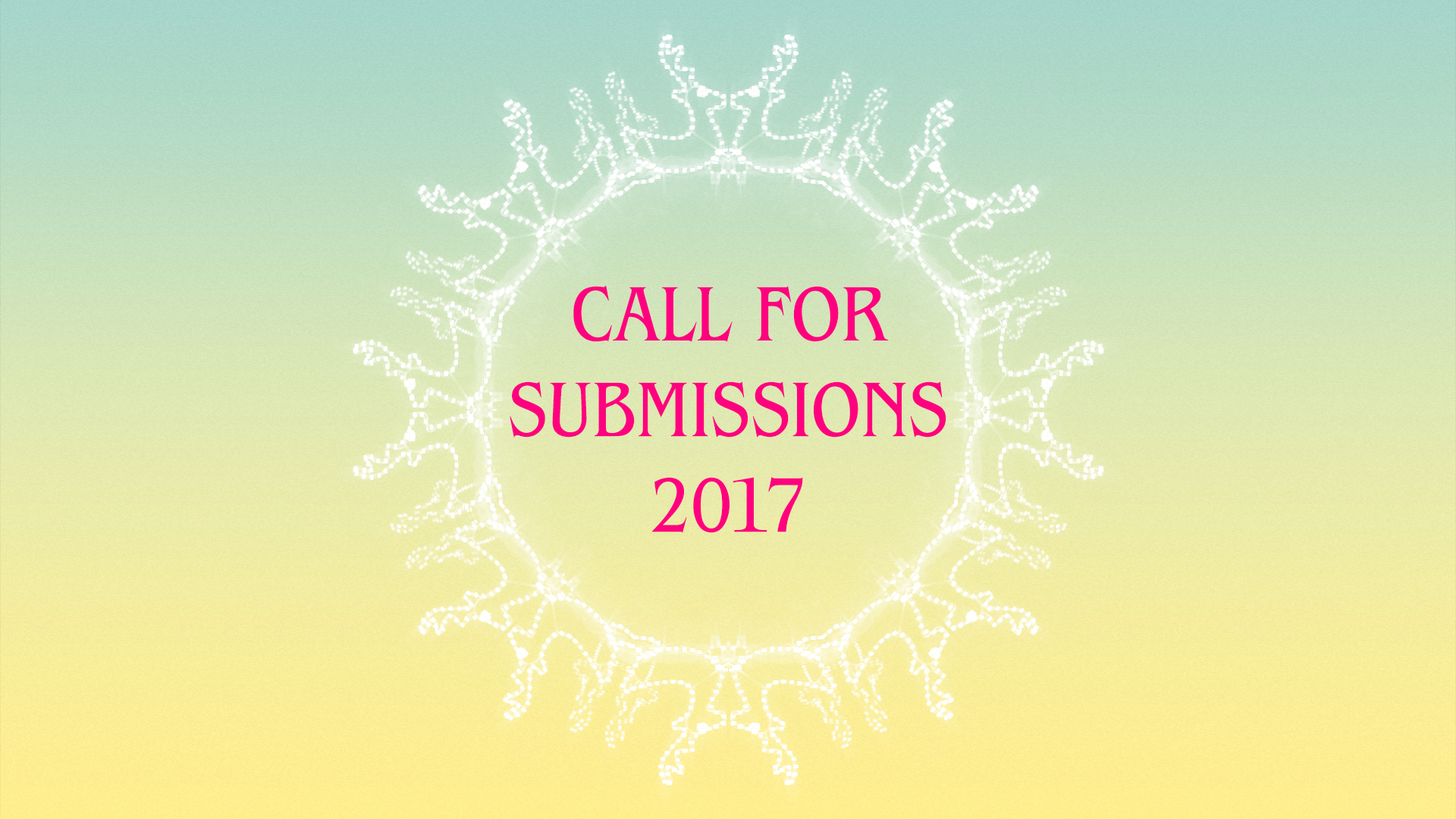 [:de]Aufruf zur Filmeinreichung 2017[:en]Call for Submissions 2017[:]